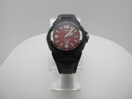 Casio HD Water Resistant Analog Date Dial Watch (A575) MW-600 - $32.83 CAD
