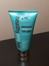 Healthy Sexy Hair Reinvent Color Care Top Coat Clear Gloss 5.1oz - CLOSEOUT - $9.90