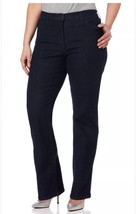 NWT Women's NYDJ Marilyn Straight-Leg Jeans Plus Size 24W - $48.50