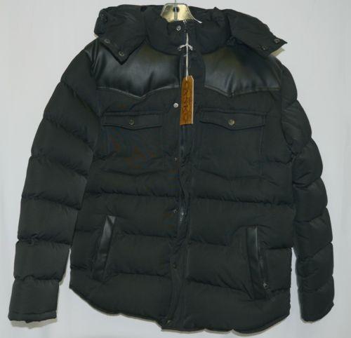 ASK JK5402C The Original Clothing Co Mens Coat Color Black Size Large