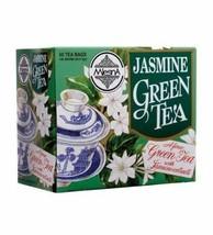 Pure Ceylon Mlesna Jasmine Green 50 Bags, 100g x 04 packs - $39.50