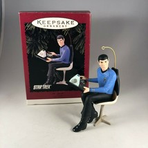 Hallmark Star Trek Christmas Ornament - Mr. Spock - with Box - $19.00