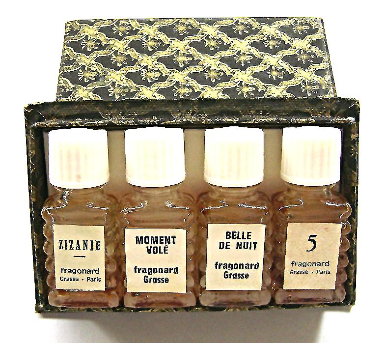 Vintage Fragonard Paris Grasse Miniature And 50 Similar Items