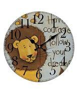 Cartoon Creative Mute Living Room Bedroom Modern Wall Clock, Yellow And ... - €30,65 EUR