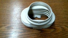 #2042 WHITE Hoover Vacuum Cleaner Bottom Fill Convertible Bellows-FREE S... - $7.18