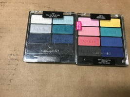 Wet n Wild Color Icon Eyeshadow Collection - CHOOSE COLORS / PALETTE - $10.52