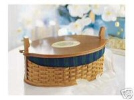 Longaberger Collectors Club Family Legacy Basket Plastic Protector Only New - $15.79