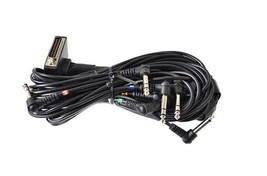 ROLAND TRIGGER LOOM CABLE HARNESS 4 ELECTRONIC DRUM BRAIN TD-9 TD-11 TD-... - $80.00