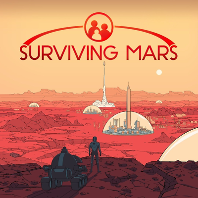 Primary image for Surviving Mars PC Steam Key NEW Download Game Fast Region Free