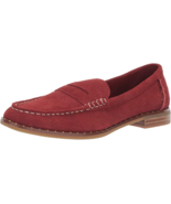 Women's Seaport Penny Suede Stud Loafers Size 7 - $49.49
