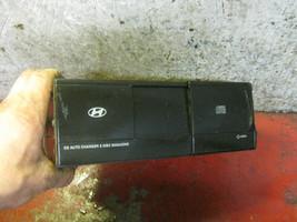 03 04 Hyundai xg350 oem trunk mounted factory CD changer - $128.69