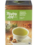 Mighty Leaf (whole leaf tea) Organic Emerald Matcha Green Tea - $14.99