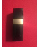Vintage Chanel No 5 Spray Cologne Refillable Black & Gold Case 1 1/2 Fl ... - $39.59