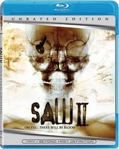 Saw II Unrated Edition [Blu-ray]