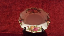Royal Albert Bone China Old Country Roses Sweet Meat Nut Dish - $8.90