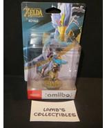 Breath of the Wild The Legend of Zelda Amiibo Revali champion action fig... - $237.49