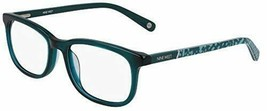 NEW NINE WEST NW 5169 324 Emerald Eyeglasses 52mm with Case - $59.35
