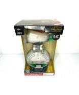"NIB 13"" DISNEY Star Wars D-0 DROID LED LAMP Desk Night TOUCH DIMMER USB ... - $69.29"
