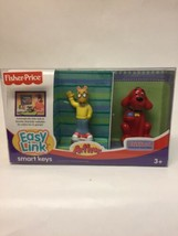 Fisher Price Easy Link Internet Launch Pad Smart Keys, Arthur & Clifford the Red - $28.40