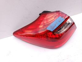 12-14 Hyundai Genesis Sedan LED Tail Light Lamp Driver Left LH image 3