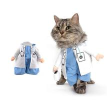 Cat Doctor Suit Costume - $17.00+