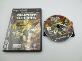 Tom Clancy's Ghost Recon 2 (Sony PlayStation 2, 2004) - $4.99