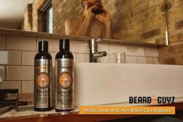 Best Mens Beard Wash - Made with Natural Oil and Extracts - No More Dry or Irrit image 5
