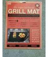 BBQ Grill Mat Bake Non Stick Grilling Mats Barbecue Pad Reusable - $5.89
