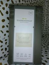 King Threshold 400 TC Performance Pillowcase Set River Birch  sealed new image 1