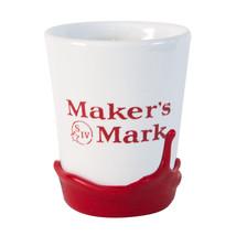 Maker's Mark Dipped Shot Glass White - €9,72 EUR