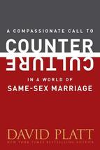 A Compassionate Call to Counter Culture in a World of Same-Sex Marriage (Counter