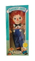 Playskool Raggedy Andy Doll The Original Doll With A Heart - $29.65