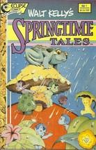 WALT KELLY'S SPRINGTIME TALES April 1988 - BULLFROG & FAIRIES COVER- PET... - $3.50