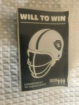 Raiders 1982 Promo Nissan Dealer Simple Cassette Audio Super Bowl - $19.79