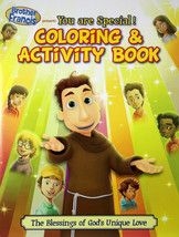 Brother Francis You Are Special! NEW Coloring & Activity Book God's Uniq... - $8.20