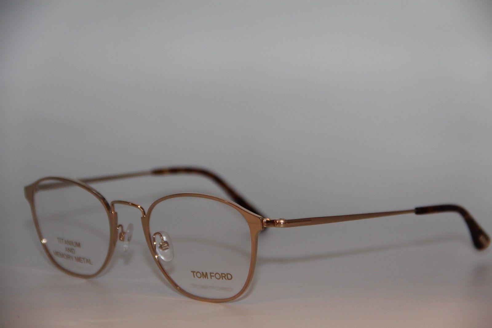 5e0c9b7ec2ae New Tom Ford Ft 5349 028 Gold Eyeglasses and 50 similar items. 57