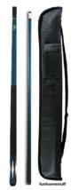 Blue Cuetec Platinum Diamond Laser Two Piece Billiard Pool Cue Stick + Free Case - $123.95+