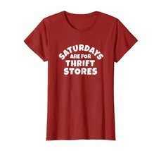 Thrift Stores Shirt Funny Garage and Yard Sale Lovers Tees - $19.99