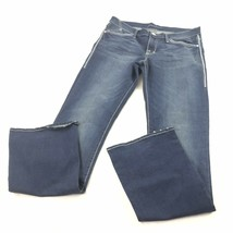 Rock Republic Kasandra Womens Factory Distressed Jeans 10 - $29.70