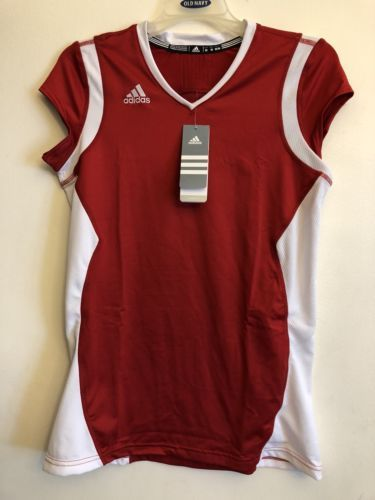1402306ea Adidas red soccer jersey women s - Size and 38 similar items. 12