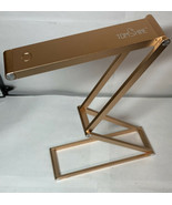 Dimmable LED Desk Lamp - Copper Color Adjustable & Collapsible. - $14.85