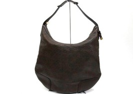 AUTHENTIC GUCCI Sima Line Hobo Shoulder Bag Bro... - $460.00