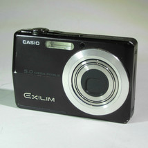 Casio EXILIM EX-Z500 5.0 MP Digital Camera - brown - $19.80