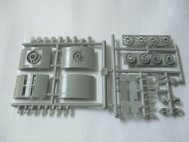 Highliners Stock #2007 F7 B-Unit Kit with Screens and all Parts HO Scale image 5