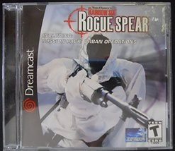 Tom Clancy's Rainbow Six: Rogue Spear [Sega Dreamcast] - $6.28