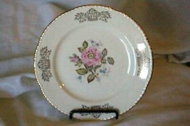 "Homer Laughlin Queen Esther Salad Plate 8 1/4"" - $3.77"