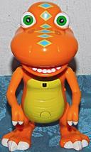 "Hasbro 2010 The Dinosaur Train Talking Interactive 6"" Buddy T-Rex Figure... - $13.45"