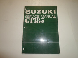 1976 Suzuki GT185 Service Repair Shop Manual Factory Oem Book 76 Minor Damage - $49.45