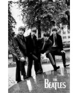 THE BEATLES ~ IN THE PARK 24x36 MUSIC POSTER John Lennon Paul George Ringo - $19.00