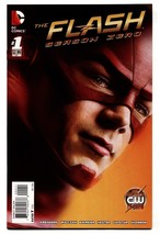 Flash Season Zero #1 comic book-2014 DC - $18.62